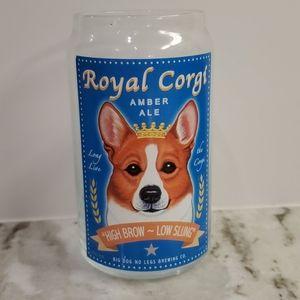 Corgi beer mug